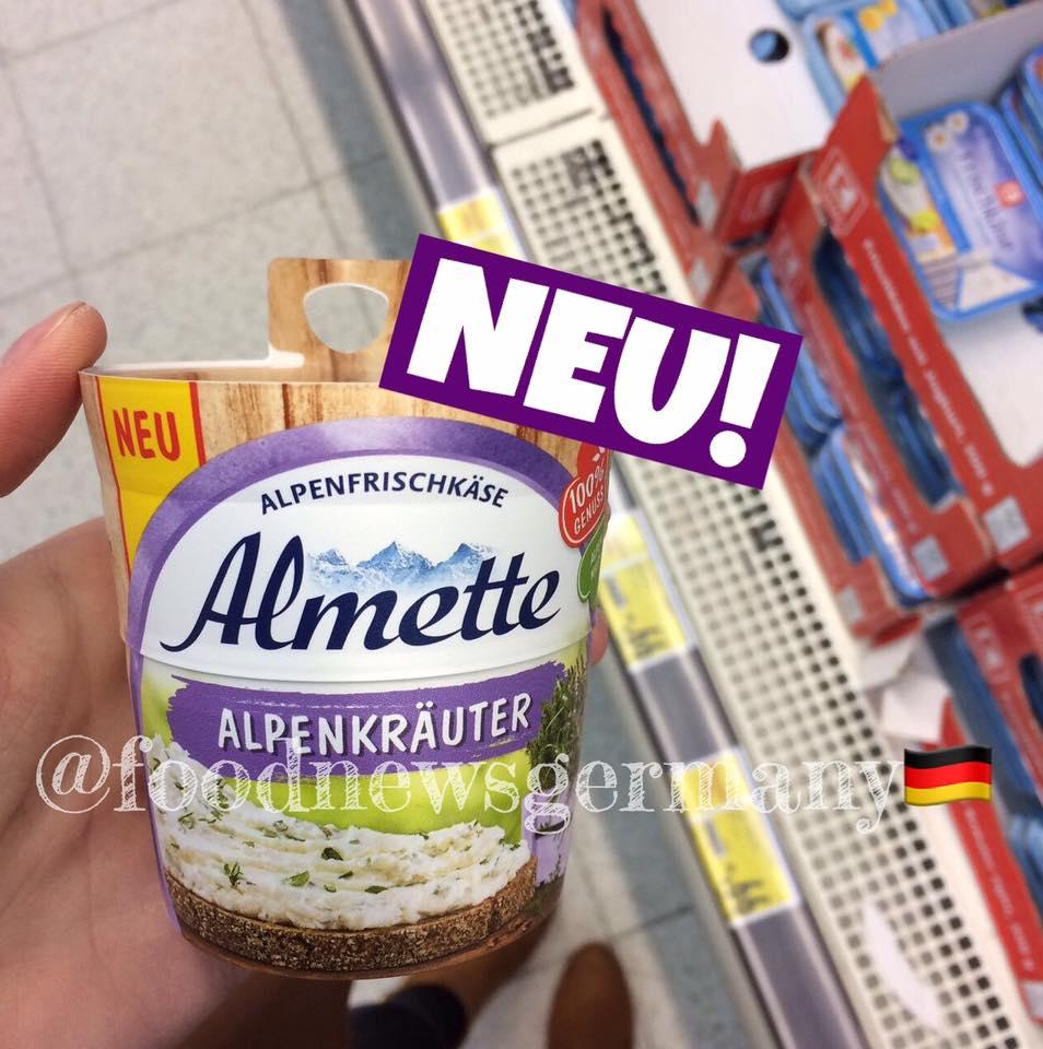 Almette Alpenkräuter