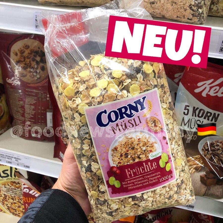 Corny Müsli