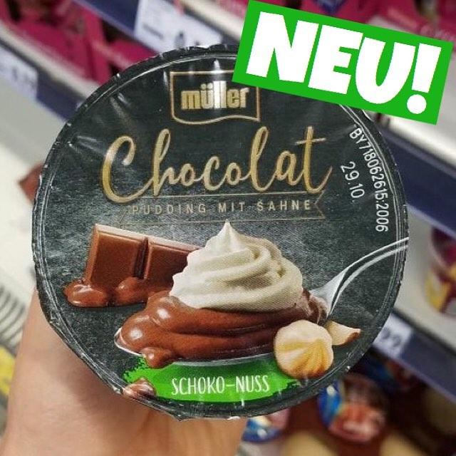 MÜLLER CHOCOLAT PUDDING