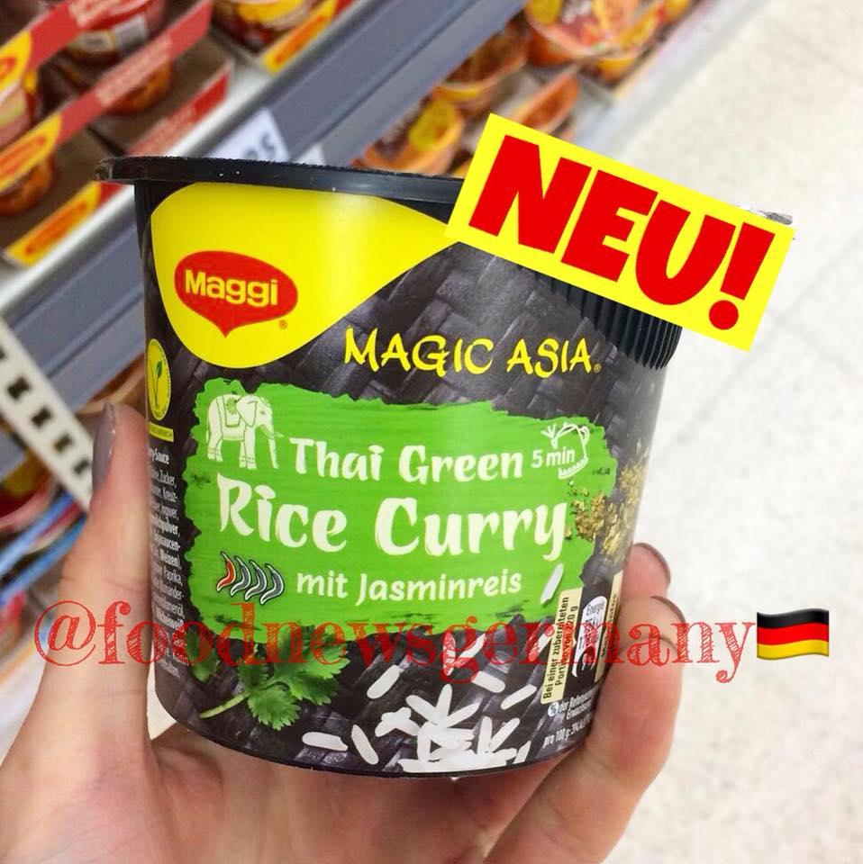 Maggi Magic Asia Thai Green Rice Curry