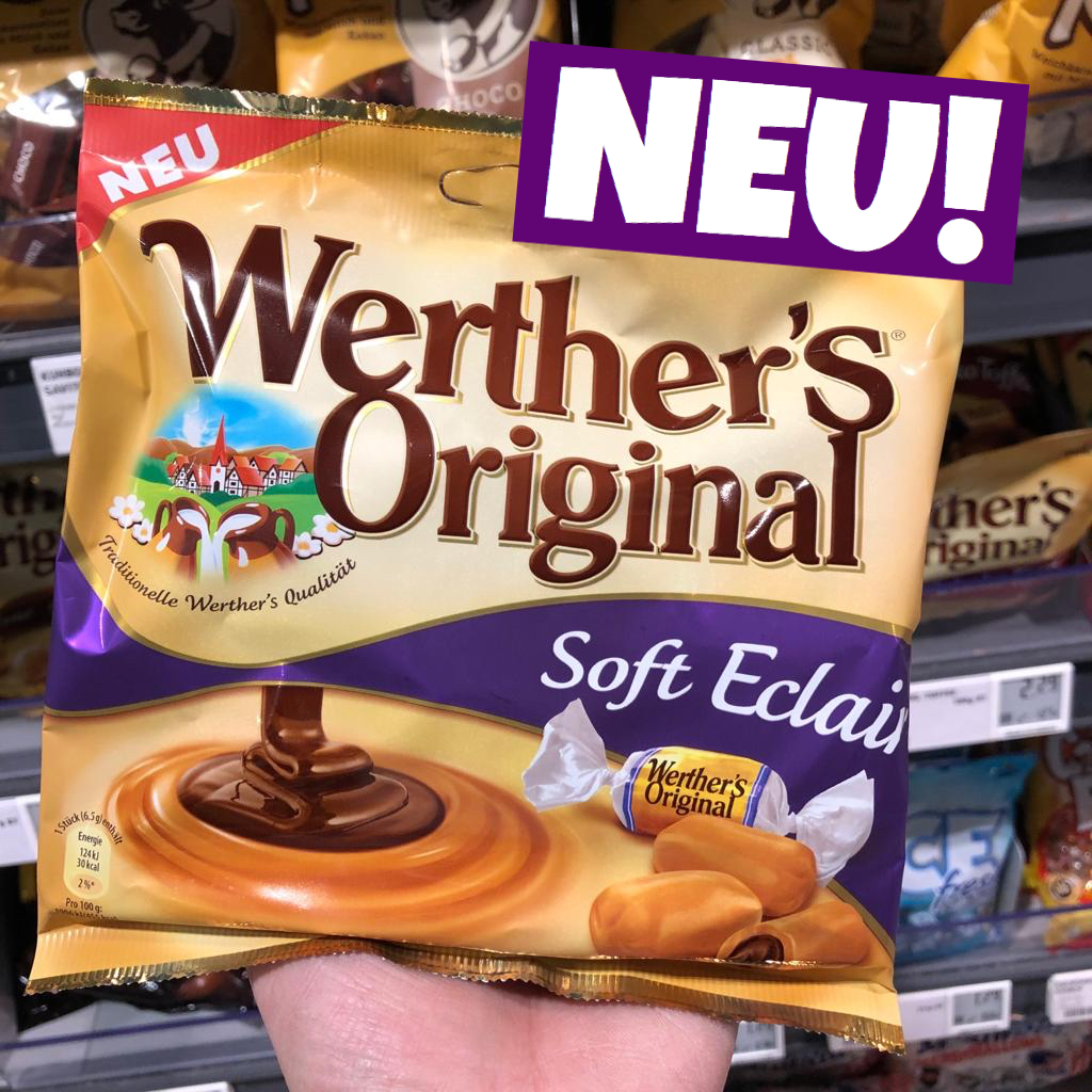 Werther's Original Soft Eclair