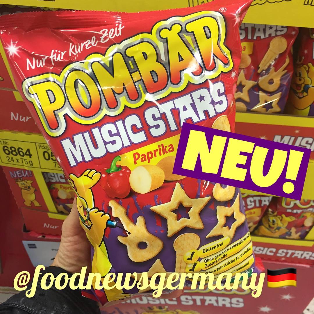 Pom Bär Music Stars