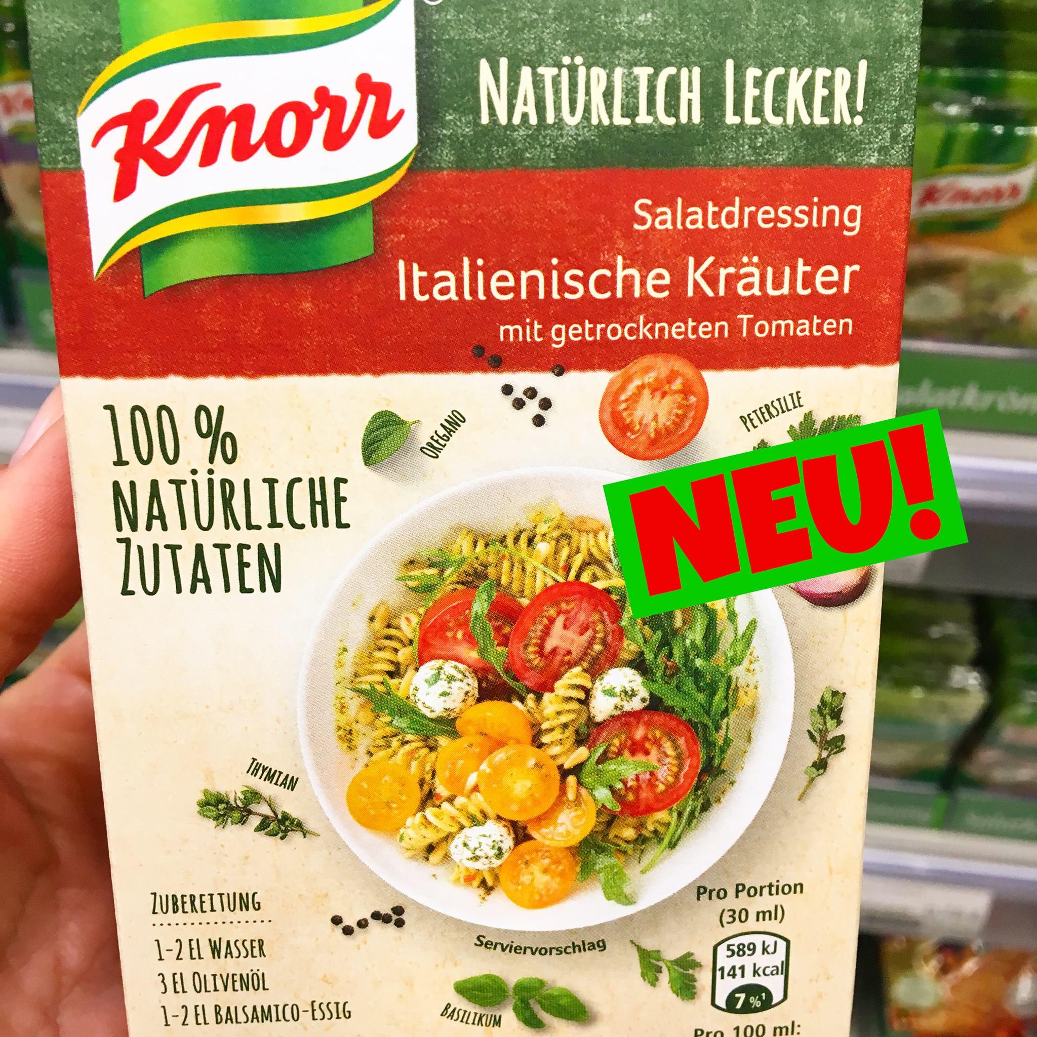 Knorr natürlich lecker Salatdressing