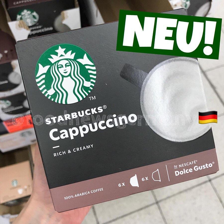 Starbucks Cappuccino Dolce Gusto