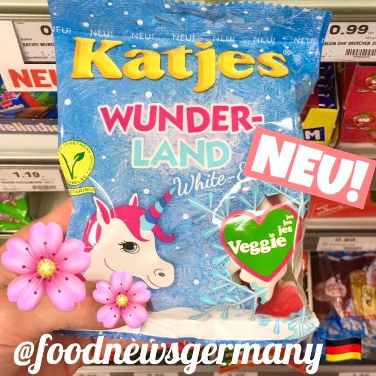 Katjes Wunderland White Edition