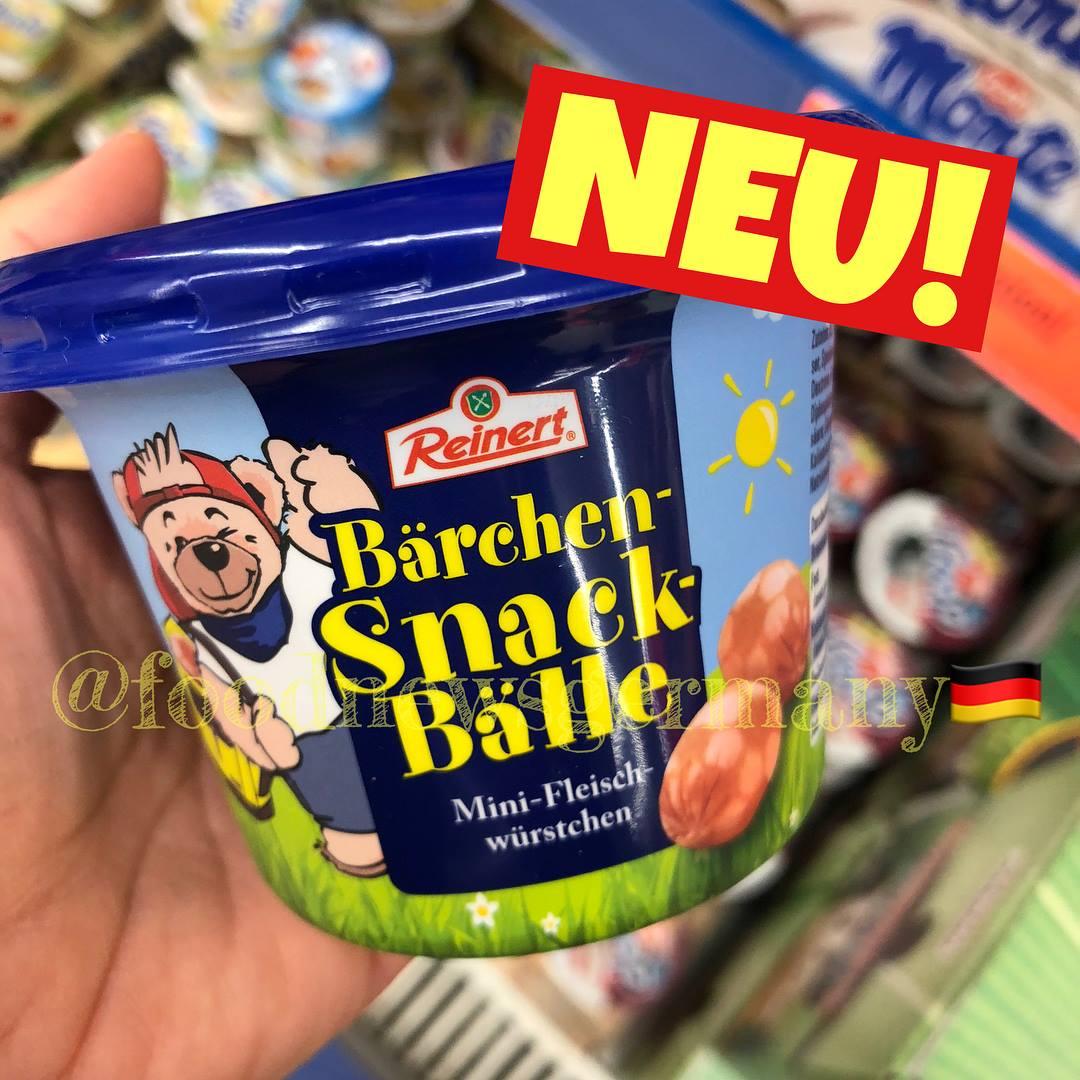 Reinert Bärchen Snack-Bälle