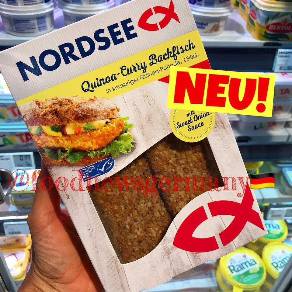 Nordsee Backfisch
