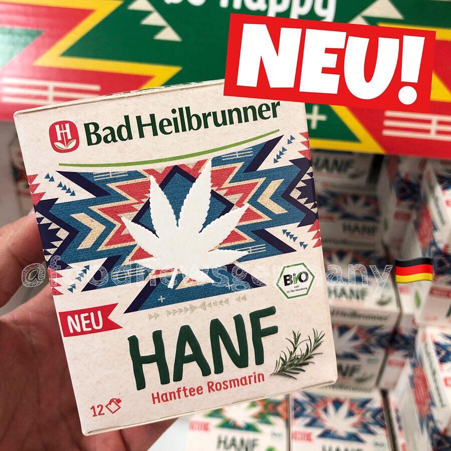 Bad Heilbrunner Hanf Tee
