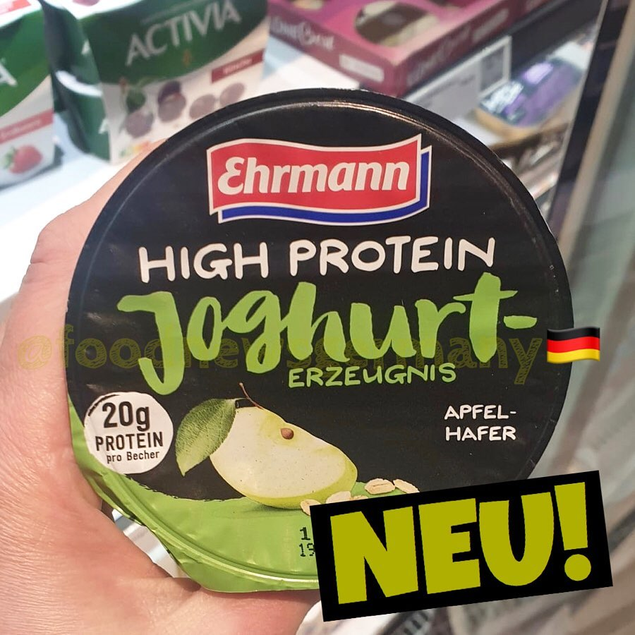 Ehrmann High Protein Joghurt