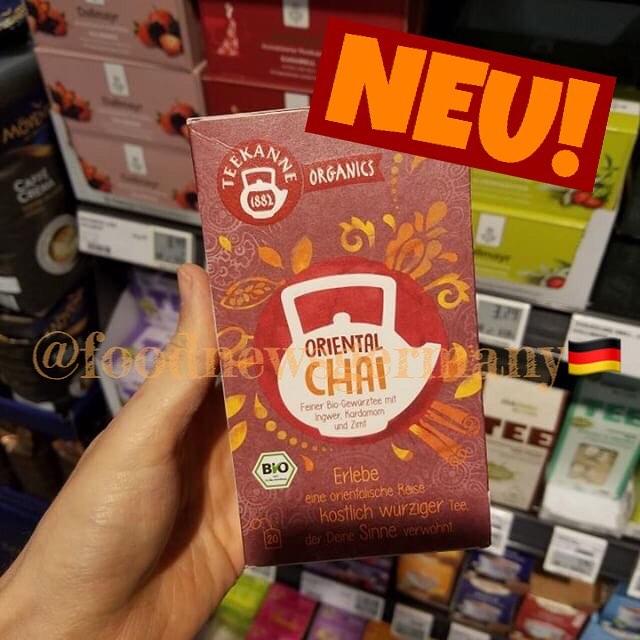 Teekanne Oriental Chai