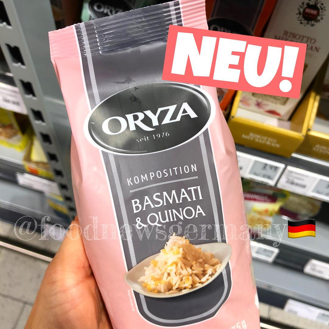 Oryza Basmati & Quinoa
