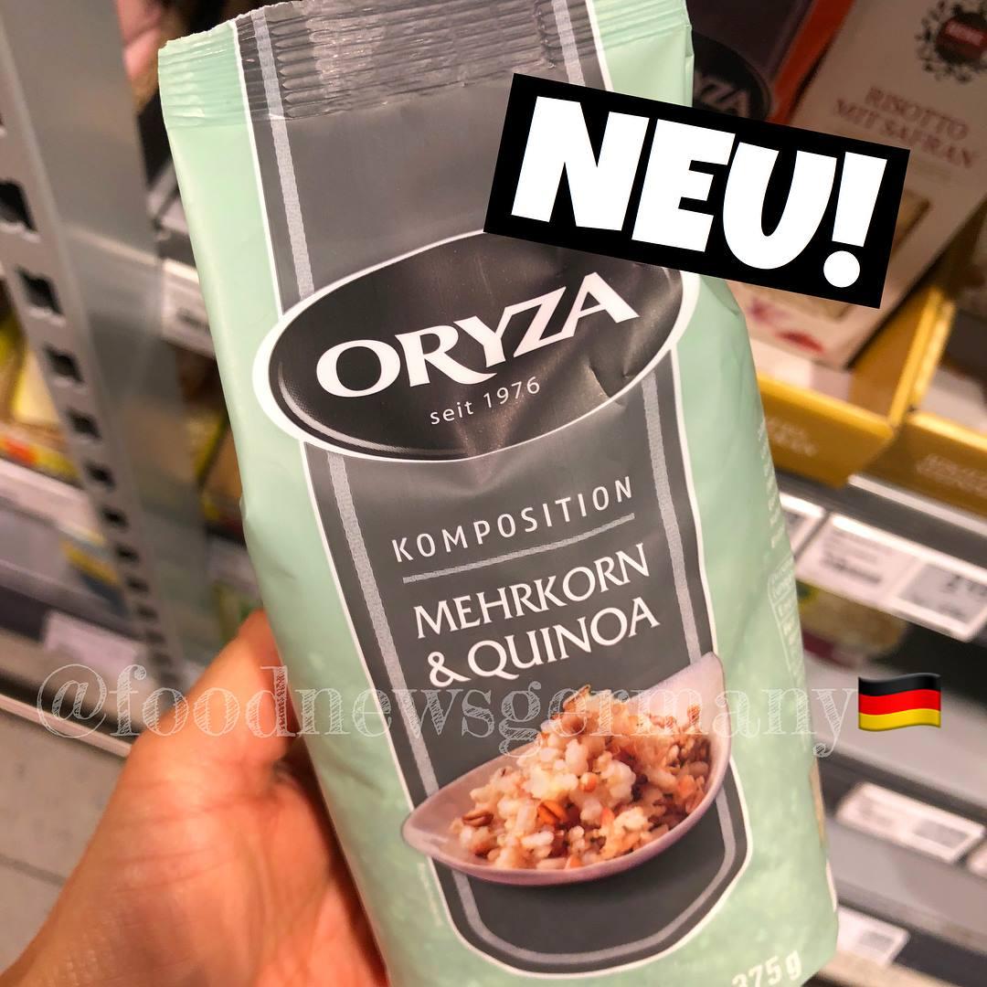 Oryza Mehrkorn & Quinoa