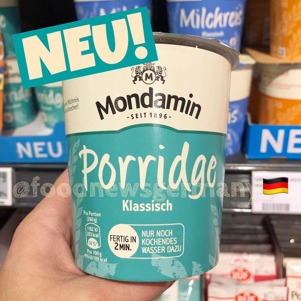 Mondamin Porridge