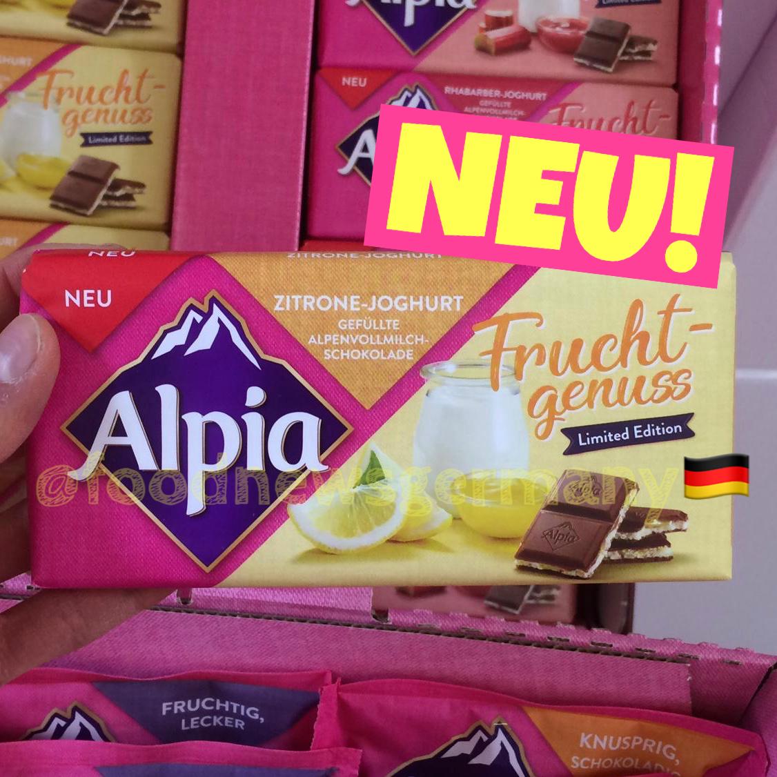 Alpia Fruchtgenuss