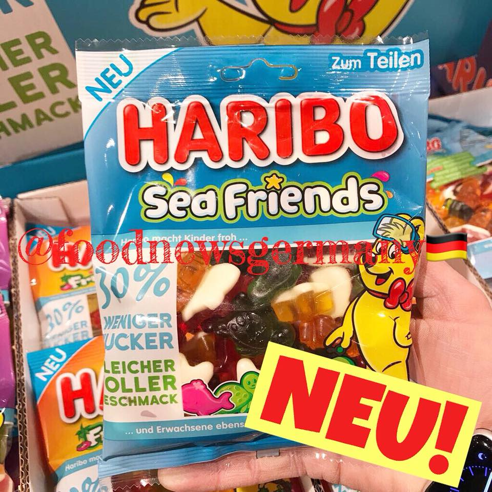 Hairdo Sea Friends weniger Zucker