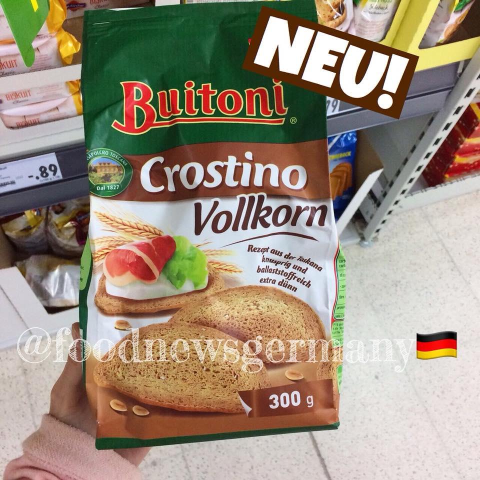 Buitoni Crostino Vollkorn
