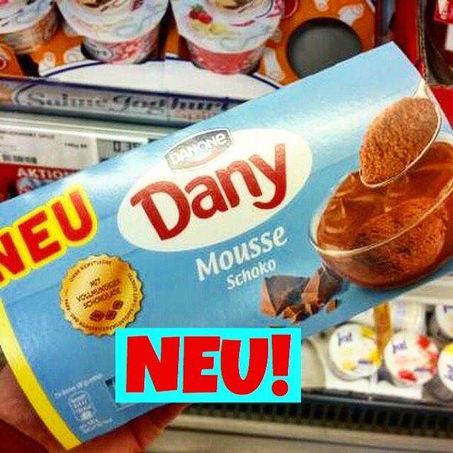 Danone Dany Schokoladenmousse