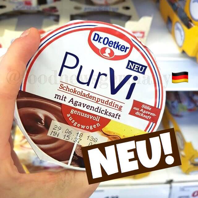 Dr.Oetker PurVi Schokoladenpudding