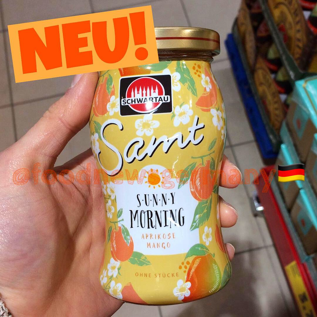 Schwartau Samt Aprikose-Mango