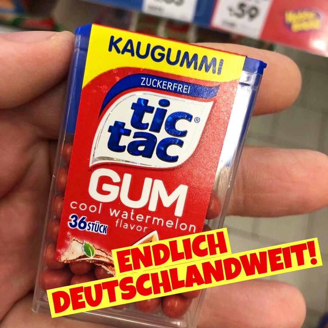 TICTAC Gum