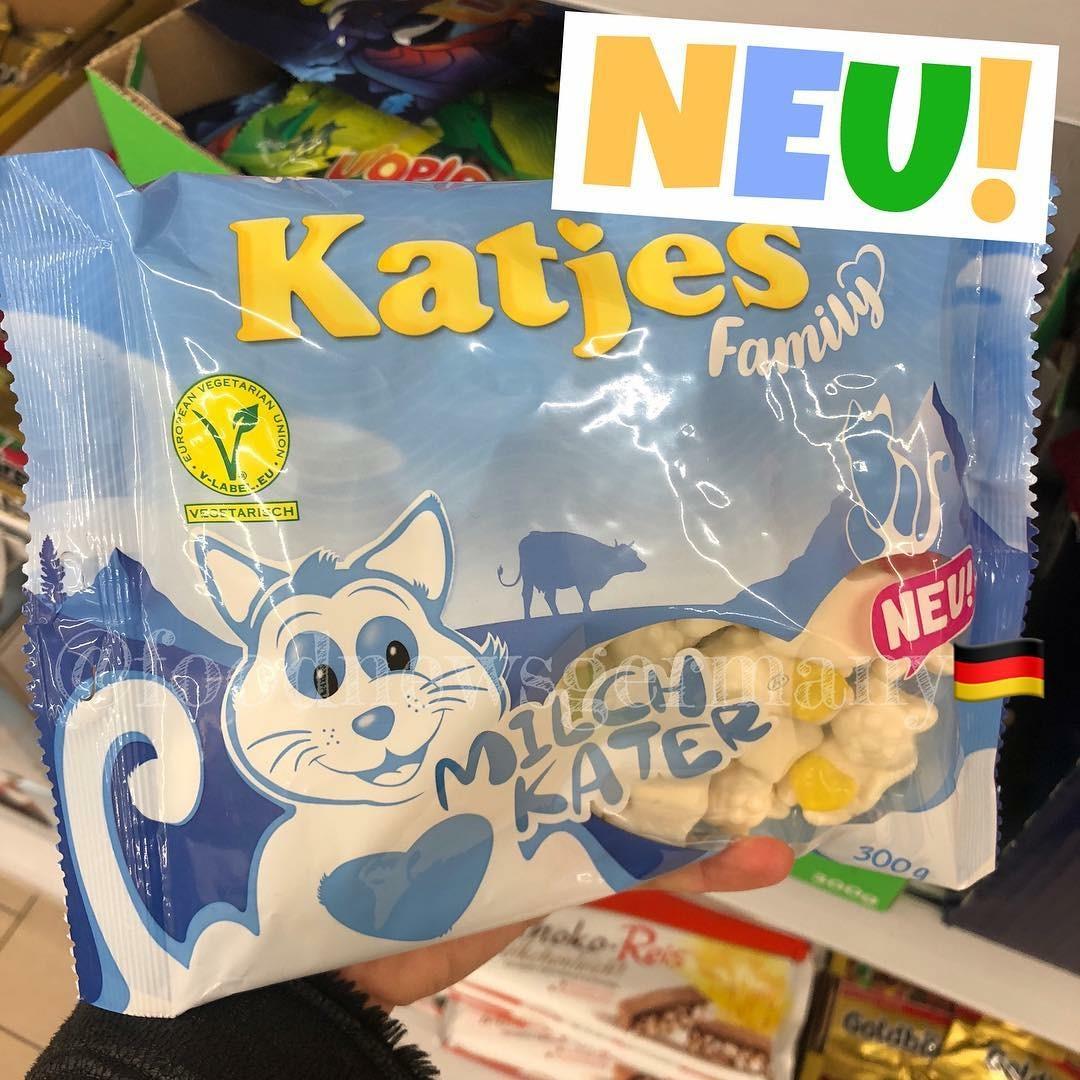Katjes Milchkater