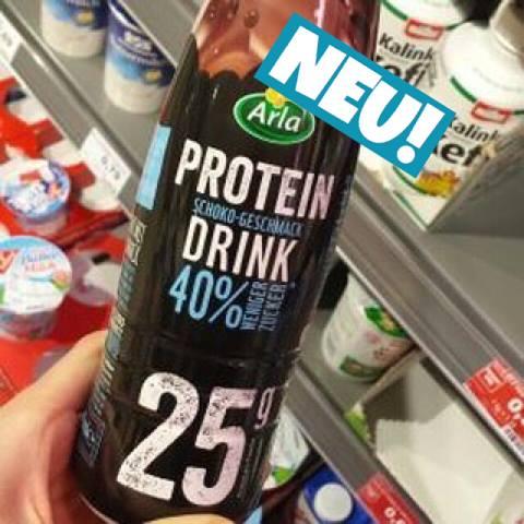 Arla Protein Drink Schoko