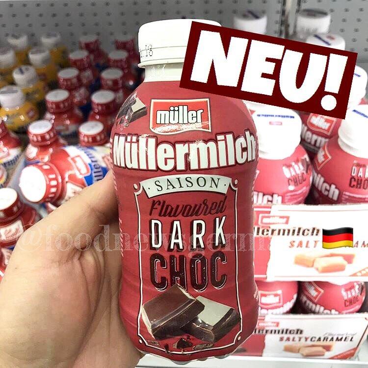 MÜLLERMILCH DARK CHOC