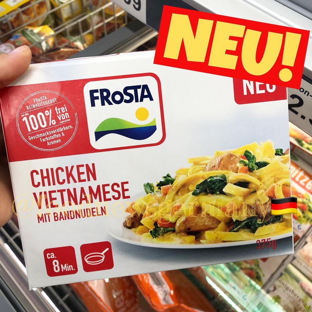 Frosta Chicken Vietnamese