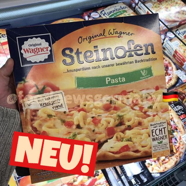 Original Wagner Steinofen Pizza Pasta