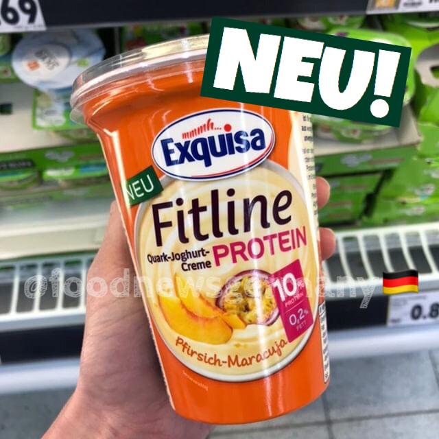 Exquisa Fitline Pfirsiche-Maracuja
