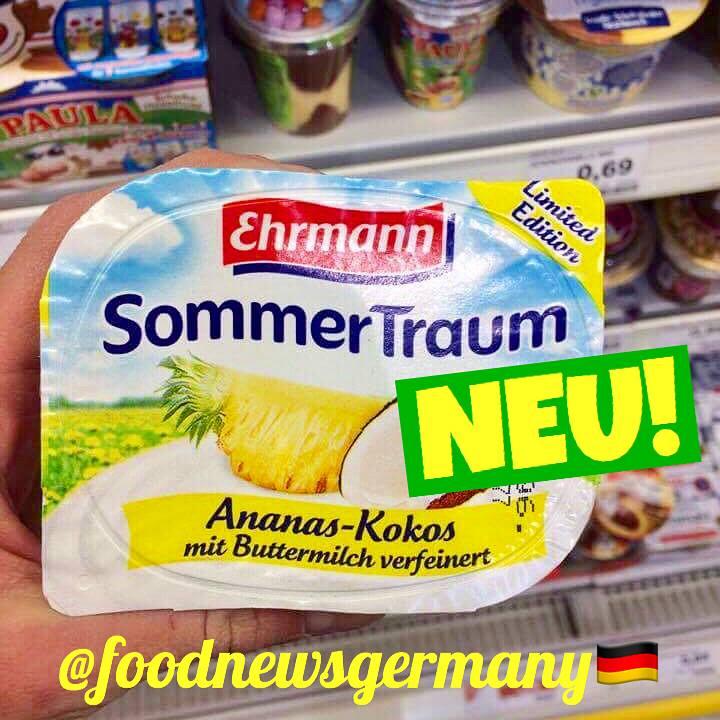 Ehrmann Sommer Traum