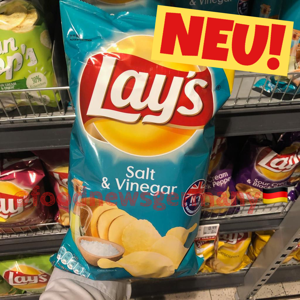 Lay's Salt & Vinegar