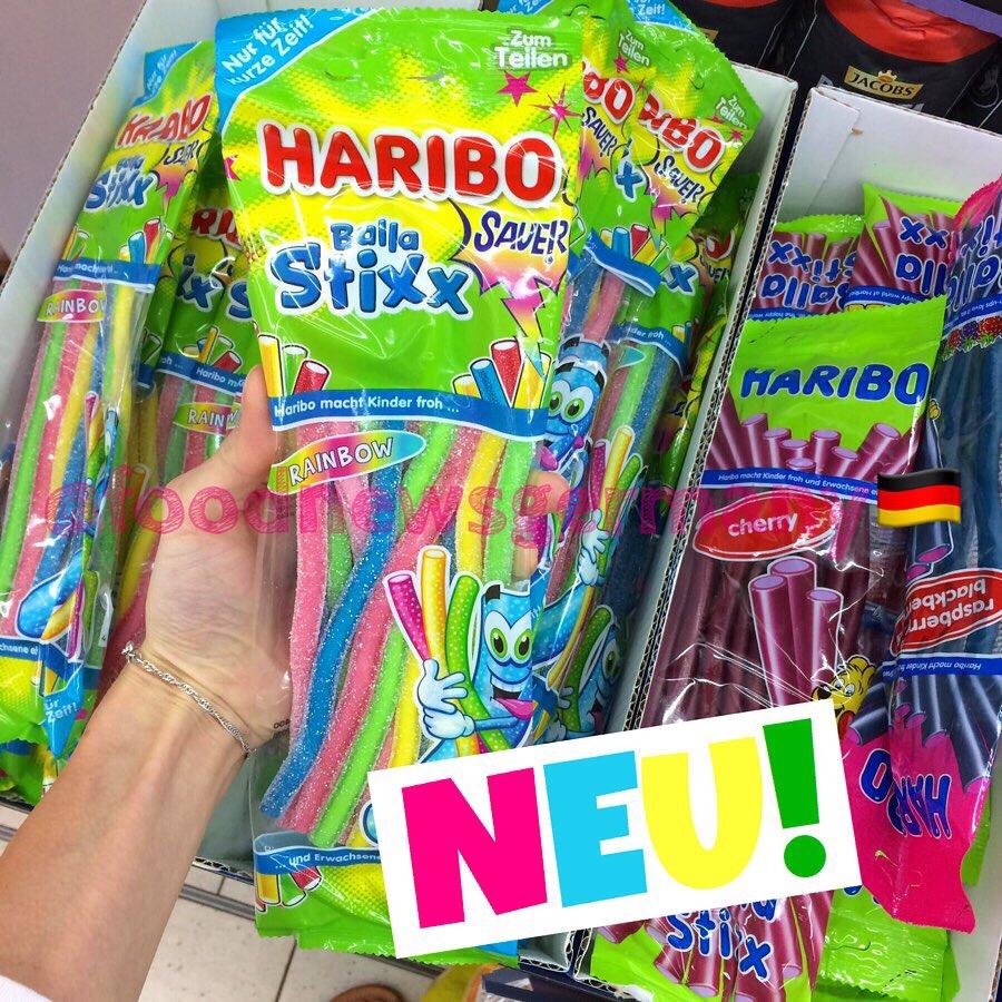 Haribo Balla Stixx Rainbow
