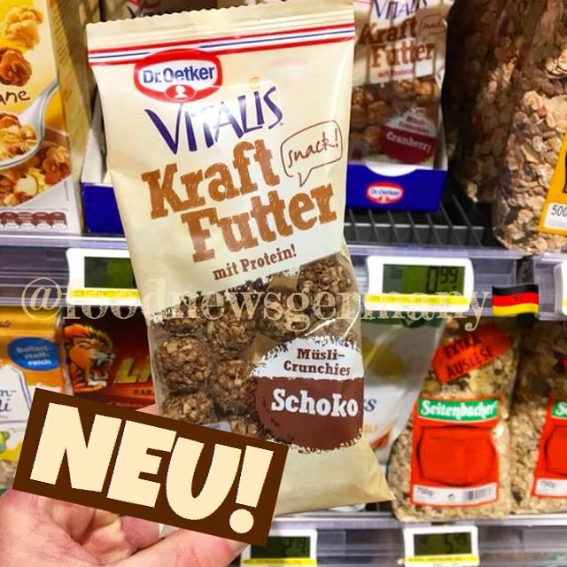 Dr.Oetker Vitalis Kraft Futter