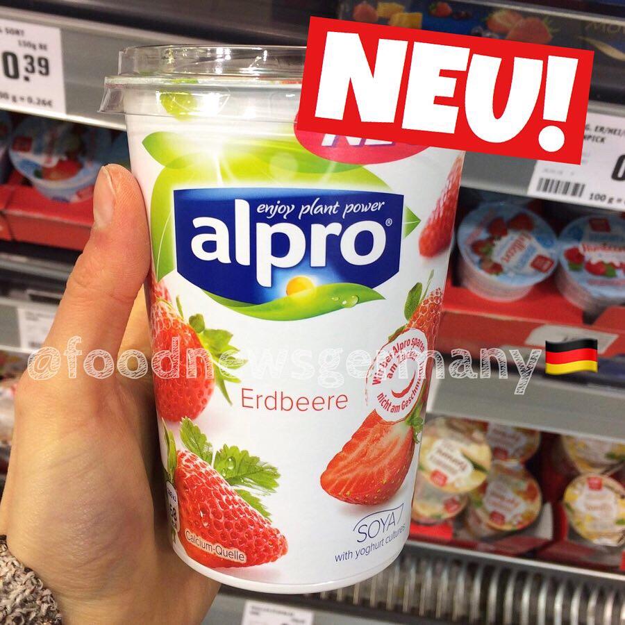 Alpro Erdbeere