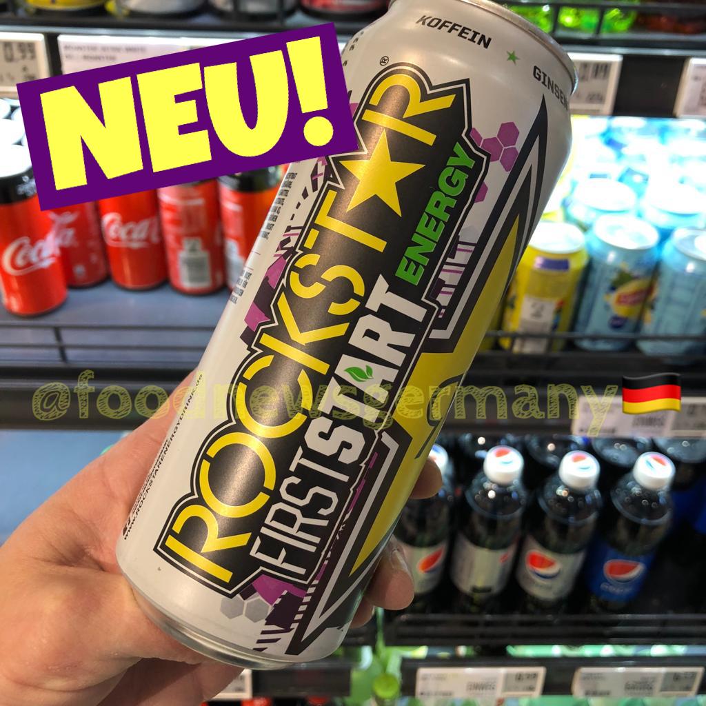 Rockstar Energy First Start