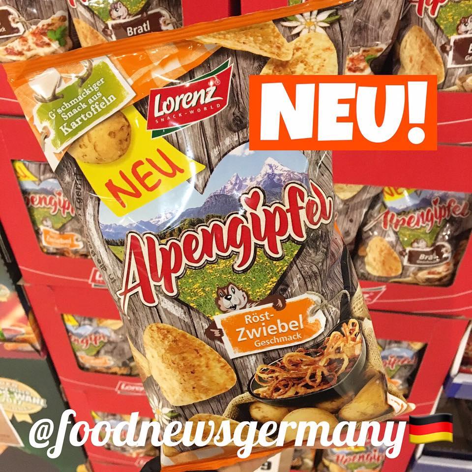 Lorenz Alpengipfel Röstzwiebel Geschmack