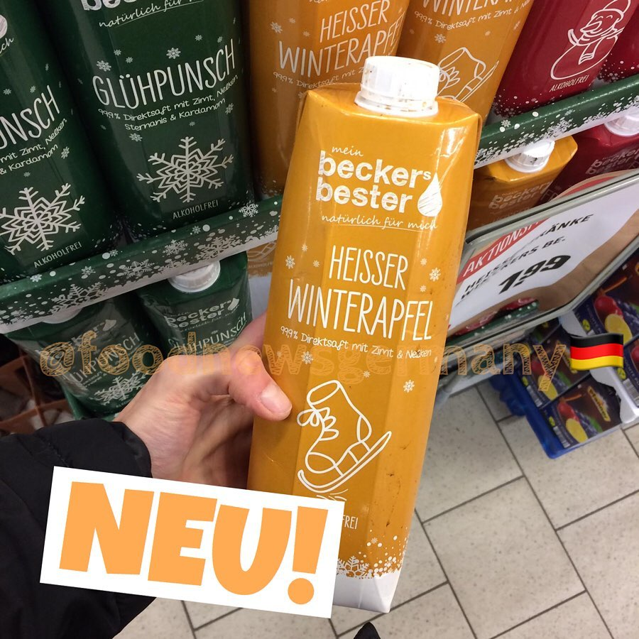 Beckers Bester Heißer Winterapfel