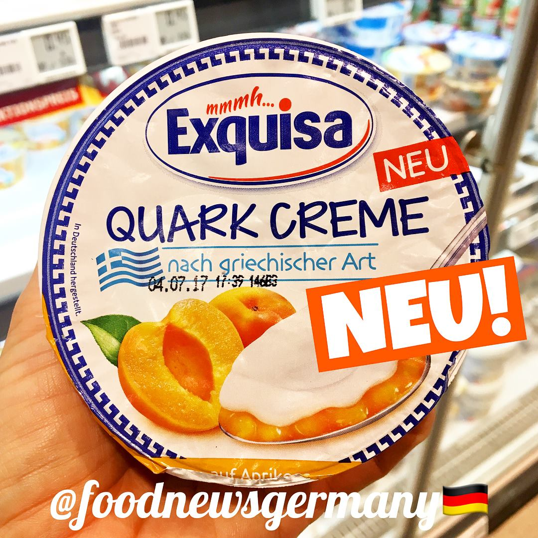 Exquisa Quark Creme