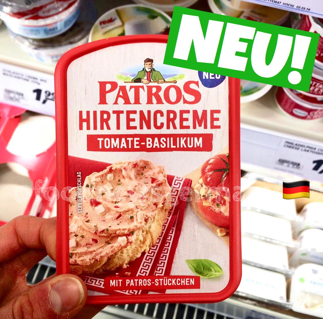 Patros Hirtencreme