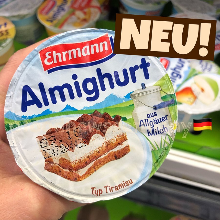 Ehrmann Almighurt Tiramius