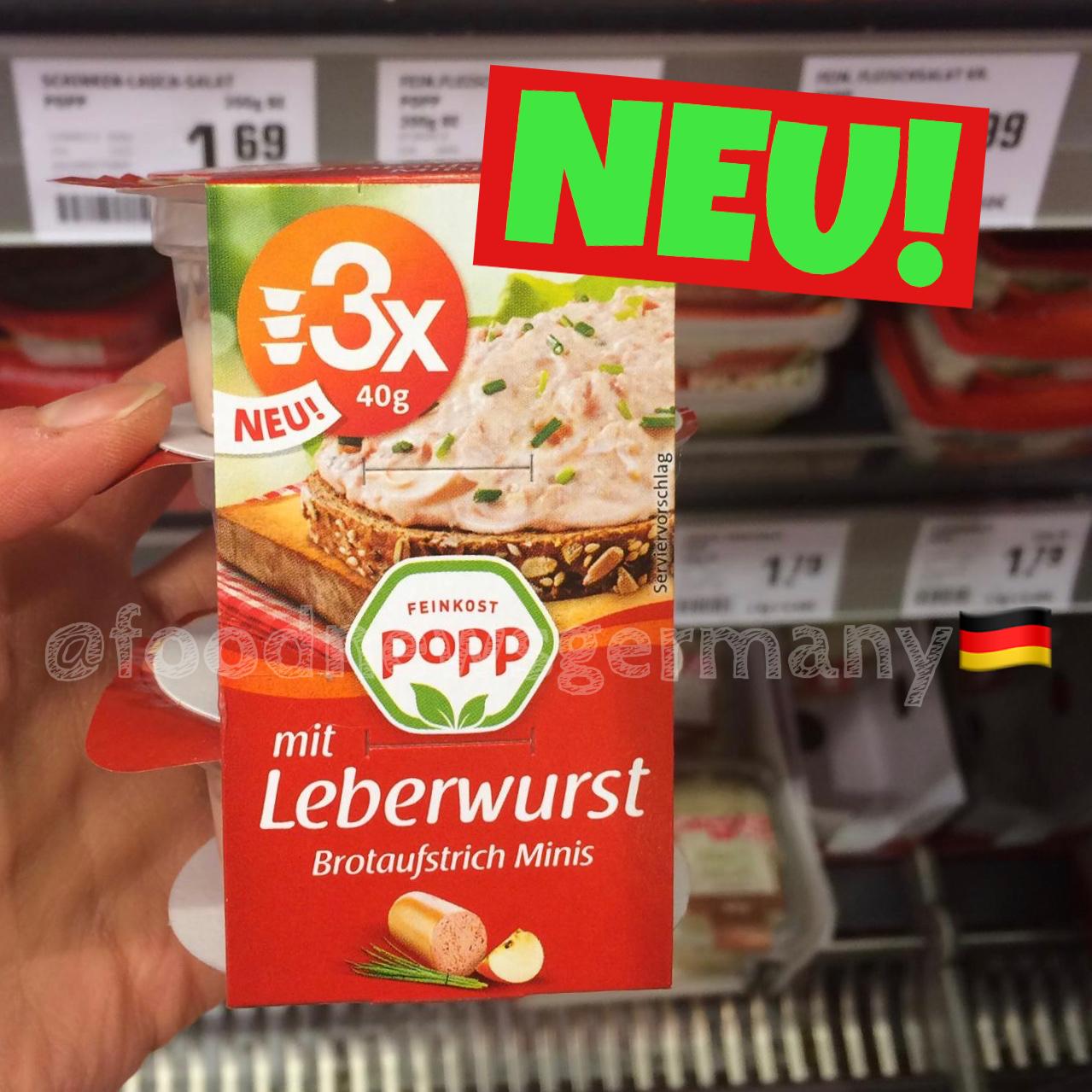 Popp Leberwurst