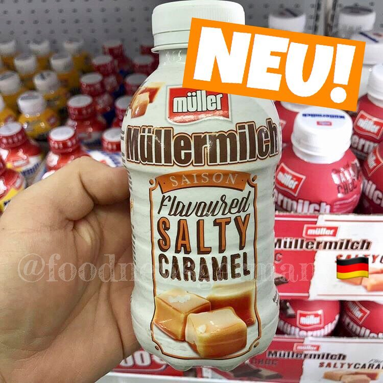 MÜLLERMILCH SALTY CARAMEL