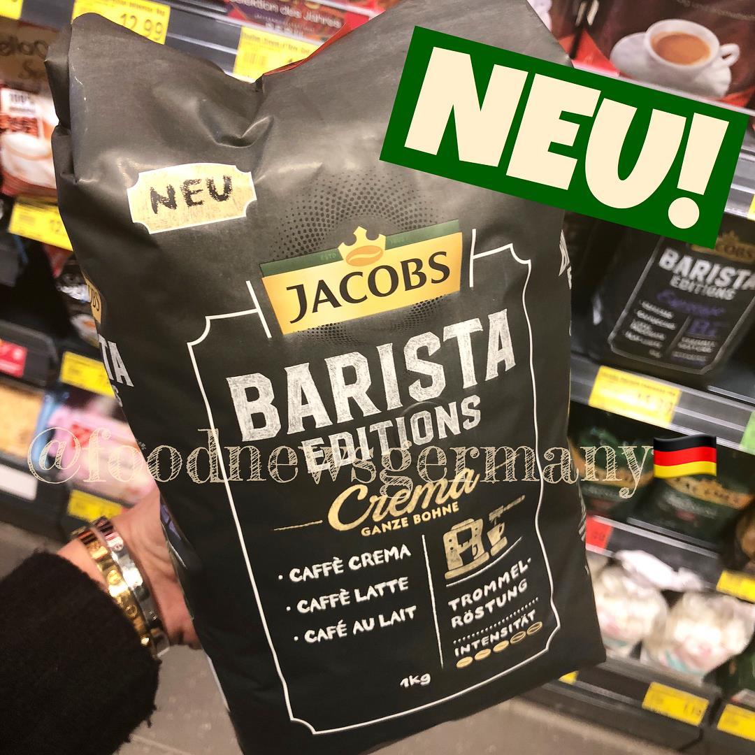 Jacobs Kaffee Barista