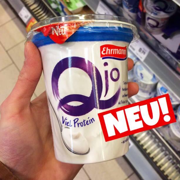 Ehrmann Qjo pur
