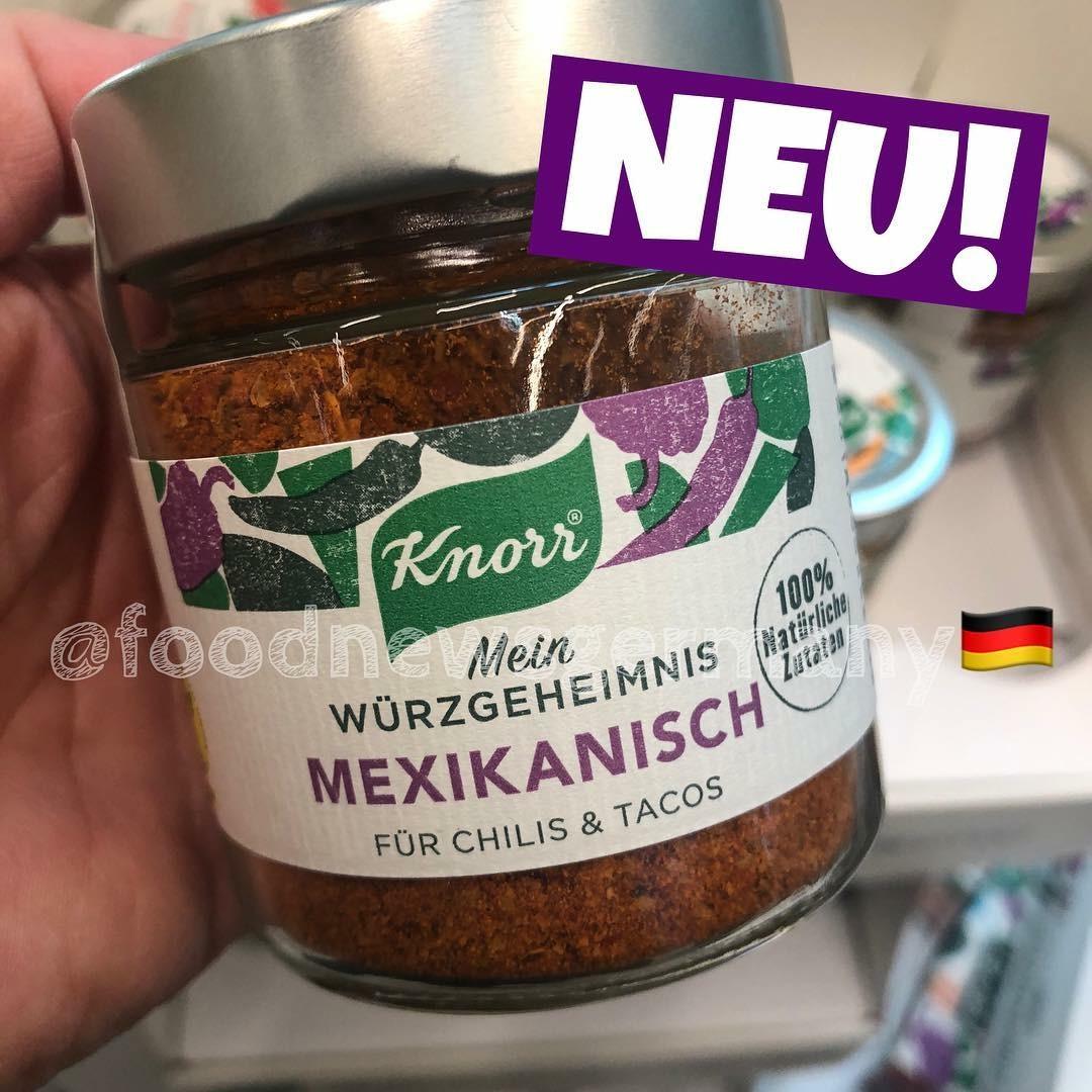 Knorr Mein Würzgeheimnis