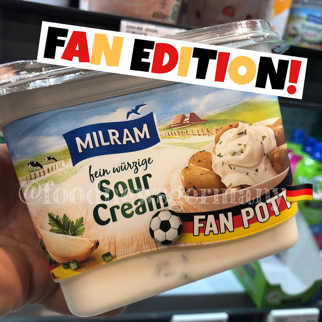 Milram Sour Cream Fan Pot WM Edition