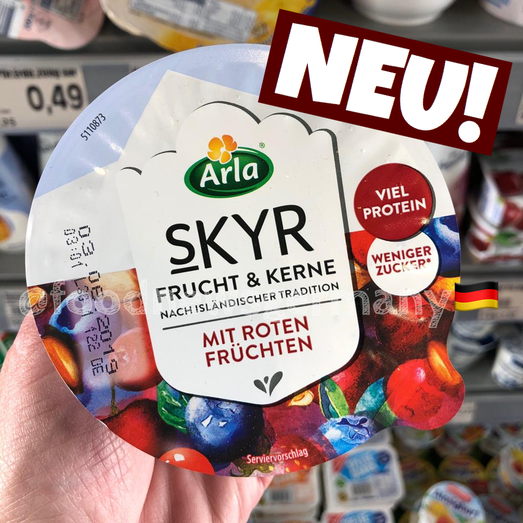 Arla Skyr Frucht & Kerne