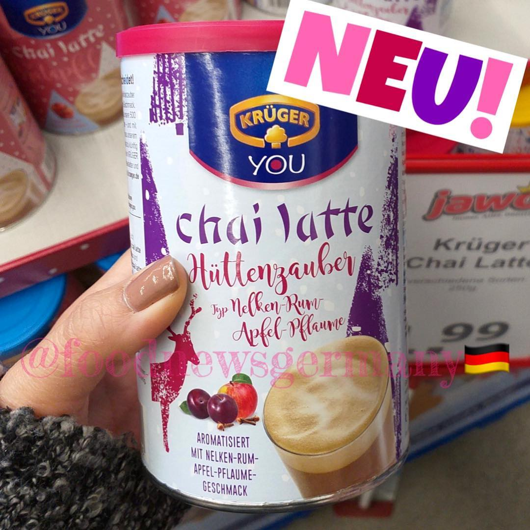 Krüger You Chai Latte Hüttenzauber