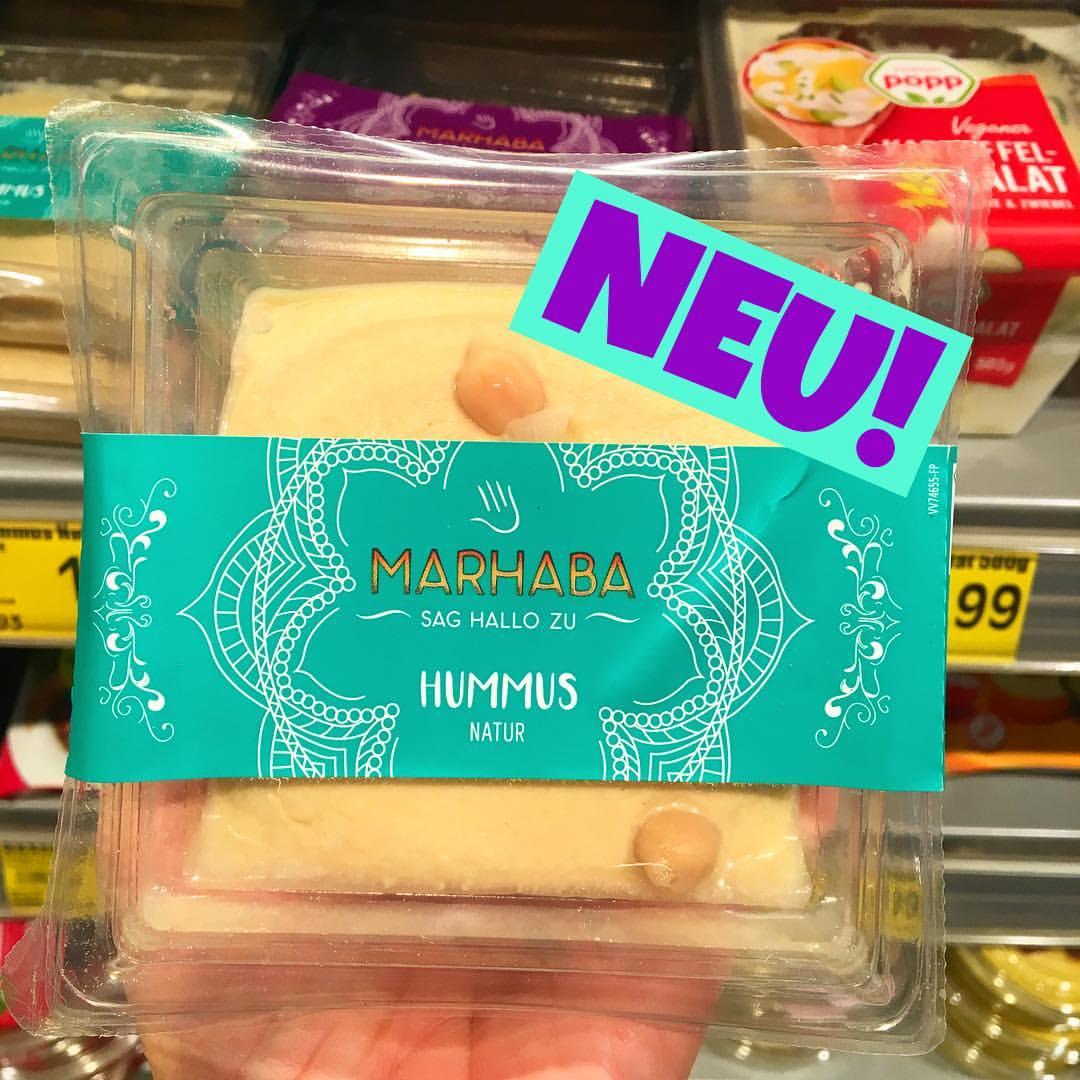 Popp Feinkost Hummus Original